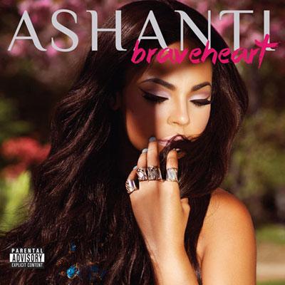 Ashanti - Braveheart Album Cover