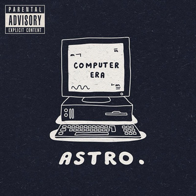 Astro - Computer Era Album Cover
