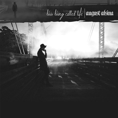 August Alsina - This Thing Called Life Album Cover