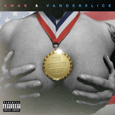 AWAR x Vanderslice - The Winning Team Album Cover