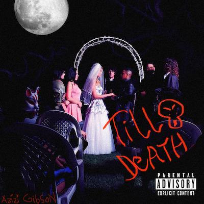 Azizi Gibson - preHISTORIC Till Death Album Cover
