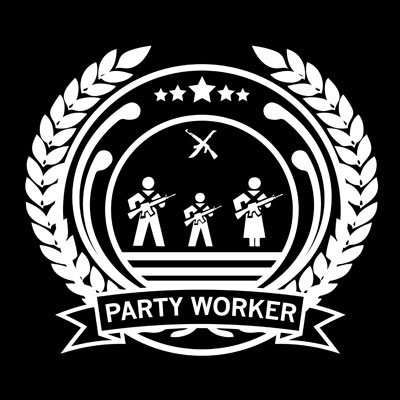 Bambu - Party Worker Album Cover