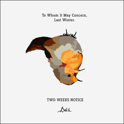 Bas - Two Weeks Notice Cover