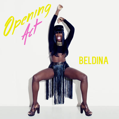 Beldina - Opening Act Album Cover