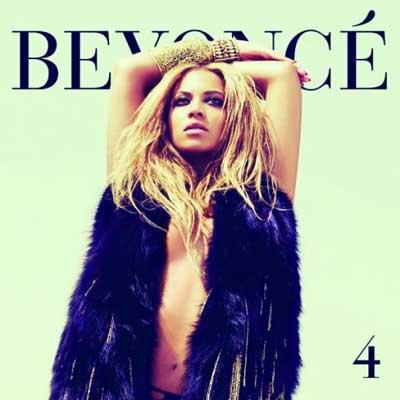 Beyoncé - 4 Cover