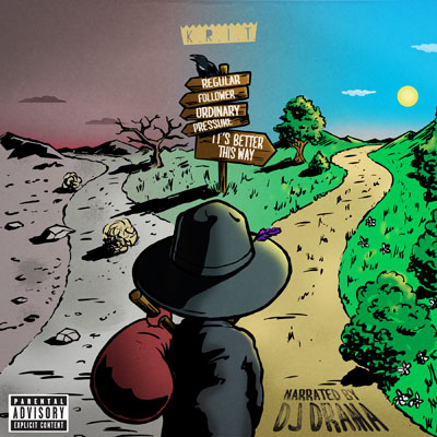 Big K.R.I.T. - It's Better This Way Album Cover