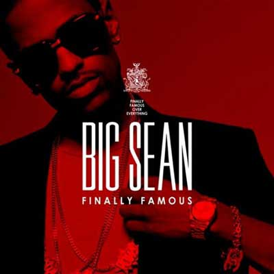 Big Sean - Finally Famous Cover
