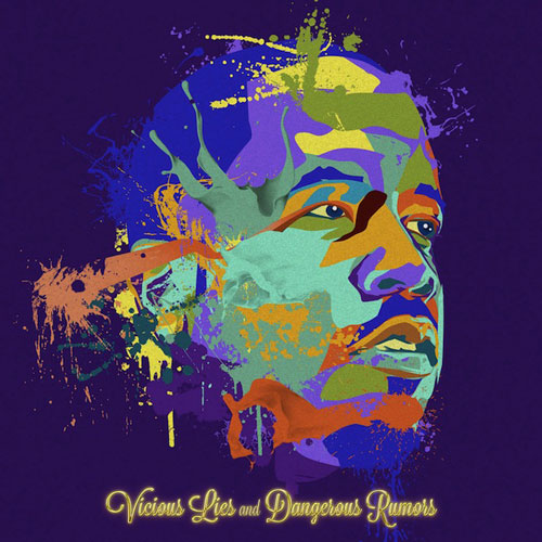 Big Boi - Vicious Lies & Dangerous Rumors Cover
