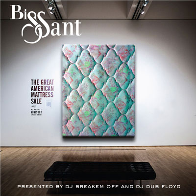 Big SANT - The Great American Mattress Sale Album Cover