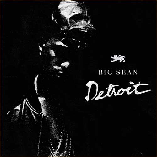 Big Sean - Detroit Cover