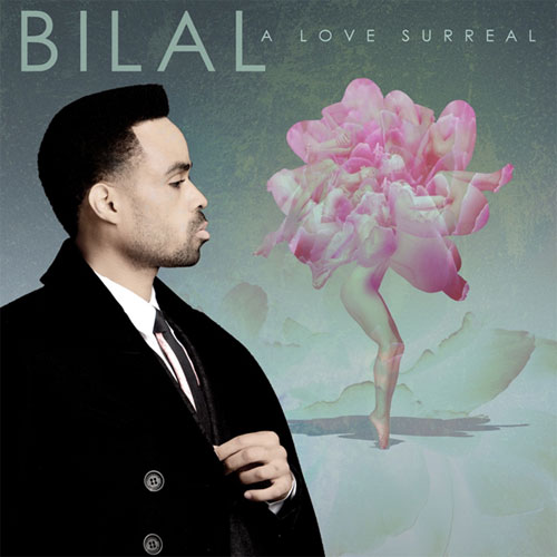 Bilal - A Love Surreal Album Cover