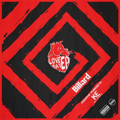 Billard - Love Day EP Cover