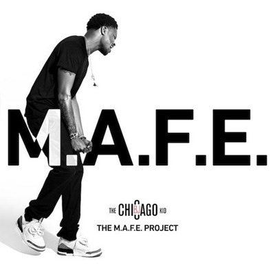 BJ The Chicago Kid - The M.A.F.E. Project Cover