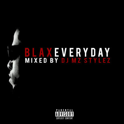 BLAX - Everyday Album Cover