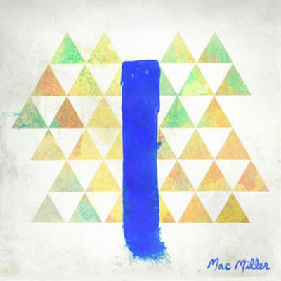 Mac Miller - Blue Slide Park Cover