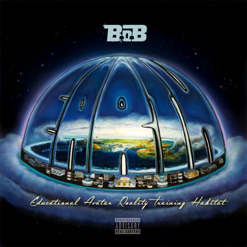 B.o.B - E.A.R.T.H. Album Cover