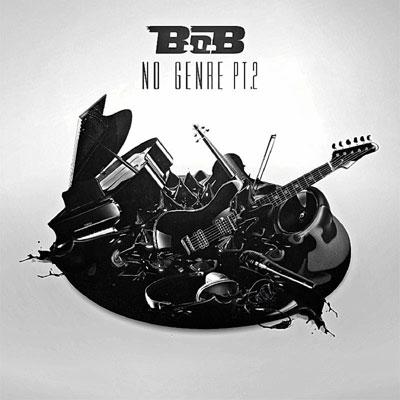 B.o.B - No Genre 2 Cover