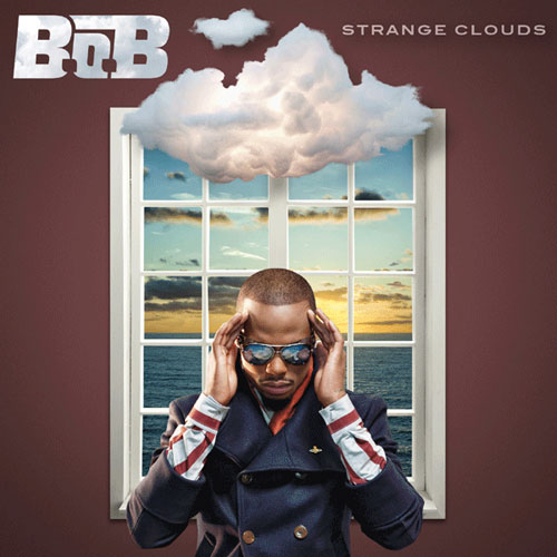 B.o.B. - Strange Clouds Cover
