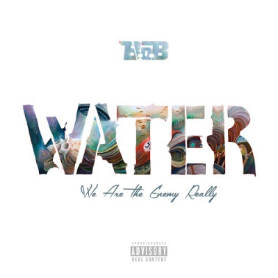 B.o.B - WATER Album Cover
