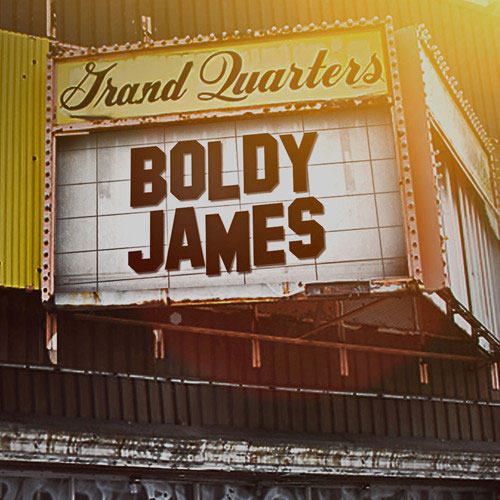 Boldy James - Grand Quarters EP Cover