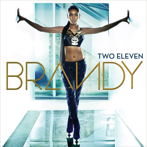 Brandy - Two Eleven Album Cover