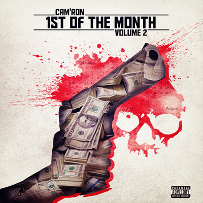 Cam'ron - 1st of the Month Vol. 2 Cover