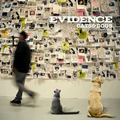 Evidence - Cats & Dogs Cover