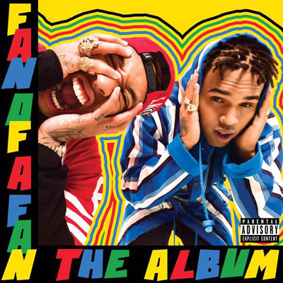 Chris Brown x Tyga - Fan of a Fan: The Album Album Cover