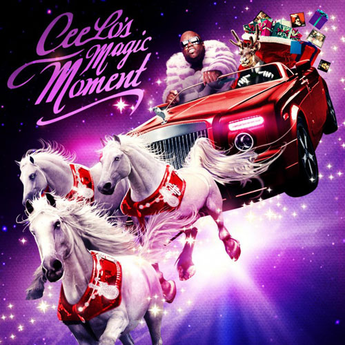 Cee-Lo Green - Cee Lo's Magic Moment Cover