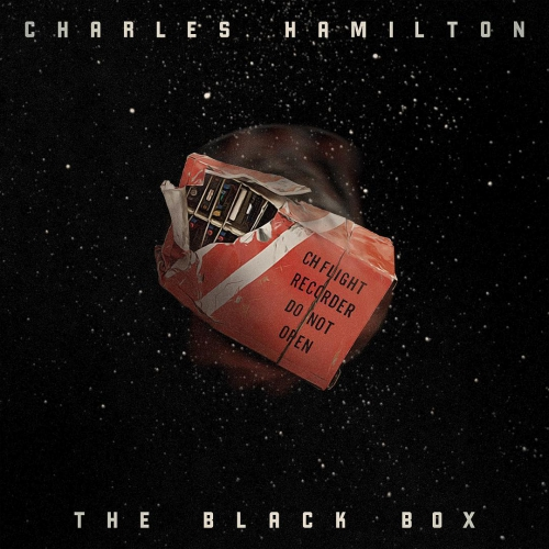 Charles Hamilton - The Black Box EP Album Cover