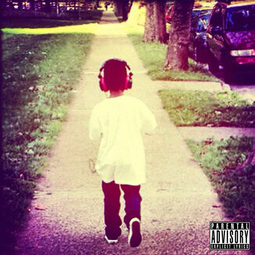 CharlieRED - Religion EP Cover