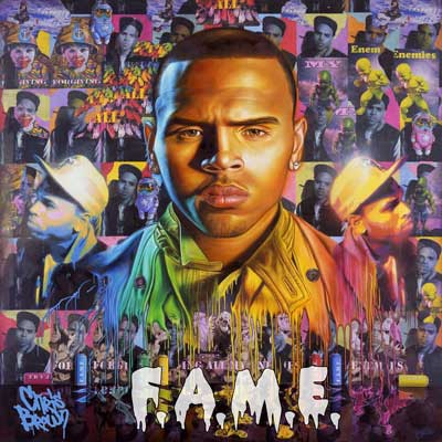 Chris Brown Fame Songs on Chris Brown   F A M E    Stream   Read Album Reviews