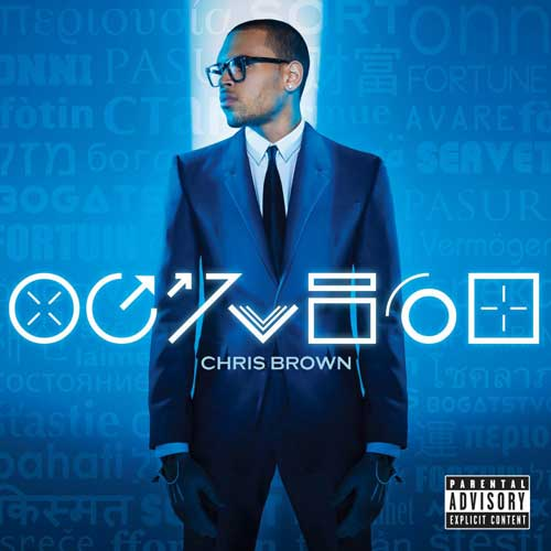 Chris Brown - Fortune Cover