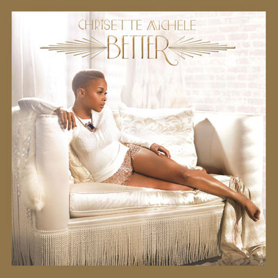 Chrisette Michele - Better Album Cover