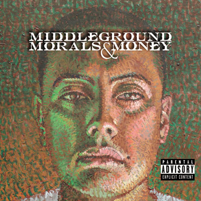Chris Gatsby - Middleground Morals and Money Album Cover