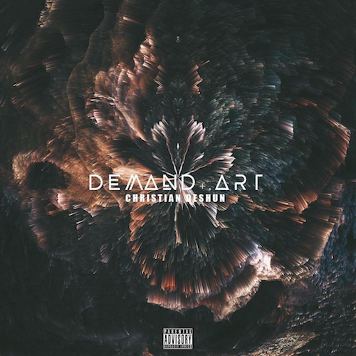 Christian Deshun - DemandTheArt EP Album Cover