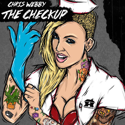 Chris Webby - The Checkup Cover