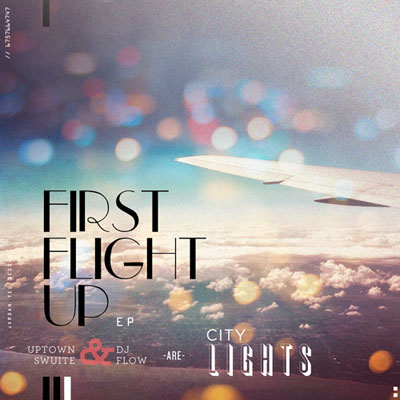 City Lights - First Flight Up EP Cover
