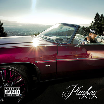 Clyde Carson - Playboy EP Cover