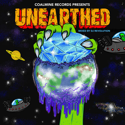 Coalmine Records Presents: Unearthed (Mixed by DJ Revolution) Album Cover