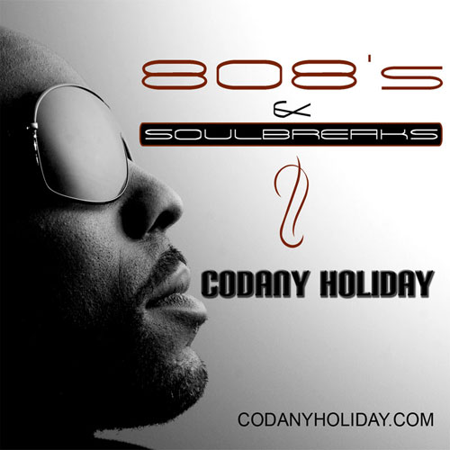 Codany Holiday & Amp Live - 808's & Soulbreaks Album Cover