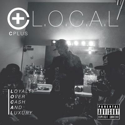 C Plus - L.O.C.A.L. Cover