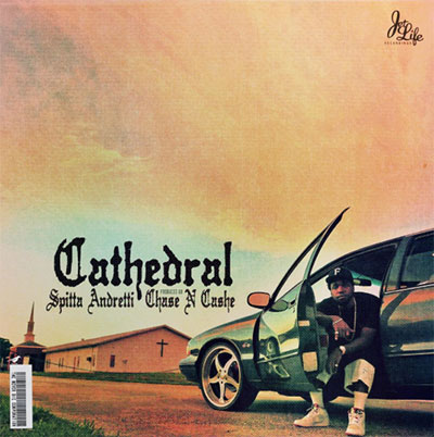 Curren$y - Cathedral EP Album Cover