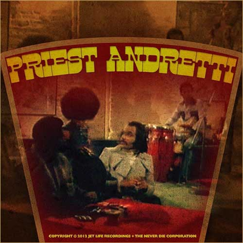 Curren$y - Priest Andretti Cover