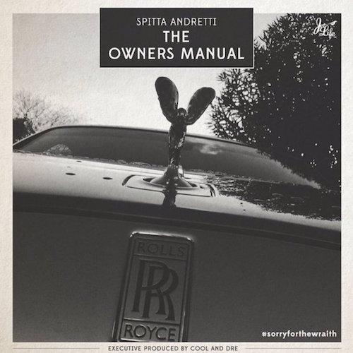 Curren$y - The Owners Manual Album Cover