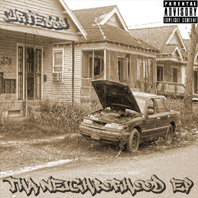 Curtessy - Tha Neighborhood EP Album Cover