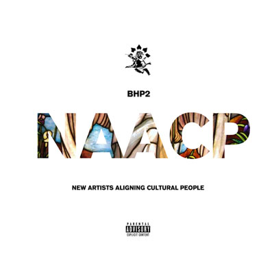 CyHi The Prynce - BHP 2: N.A.A.C.P. Album Cover
