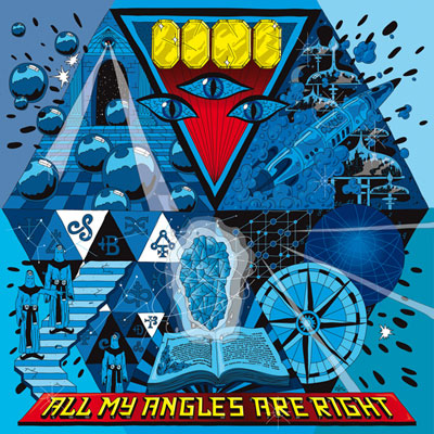CYNE - All My Angles Are Right Album Cover