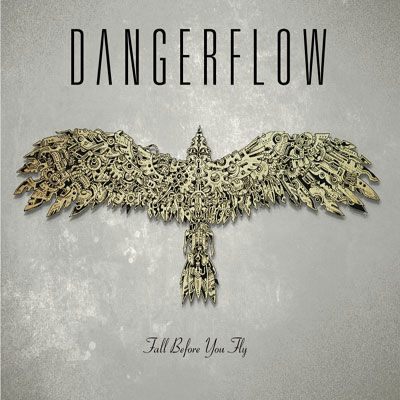 Dangerflow - Fall Before You Fly Album Cover