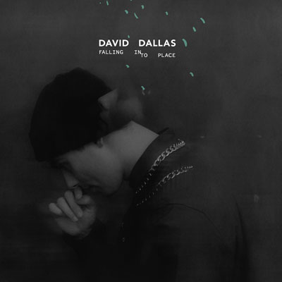 David Dallas - Falling Into Place Cover